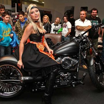 HARLEY OPEN DAY BOLZANO 2012