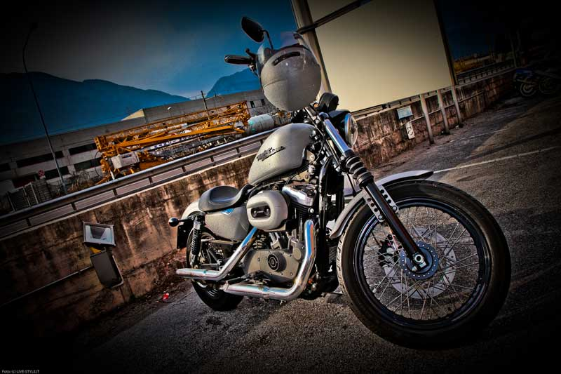 HARLEY OPEN DAY TRENTO 2012 – New Black e Orange (19)