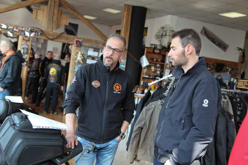 HARLEY OPEN DAY TRENTO 2012 – New Black e Orange (5)