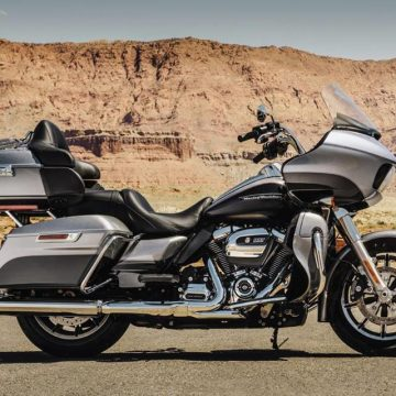 2017 new Harley-Davidson® 107 Milwaukee Eight engine for Touring